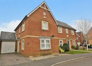 Thumbnail 3 bed semi-detached house for sale in Forum Way, Ashford, Kent