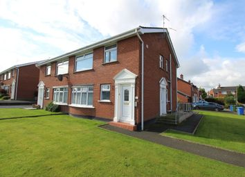 Thumbnail 2 bed flat for sale in Ashbury Avenue, Bangor