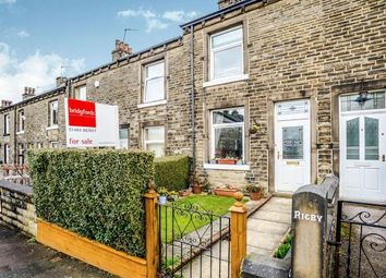 Thumbnail 2 bed terraced house for sale in Arnold Avenue, Birkby, Huddersfield, West Yorkshire