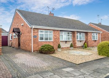 Thumbnail 2 bed semi-detached bungalow for sale in Mantilla Drive, Styvechale, Coventry