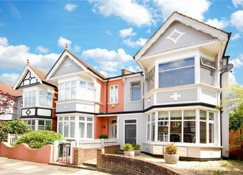 Thumbnail 2 bed flat for sale in James Avenue, Willesden Green, London