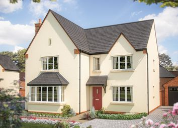 "Thumbnail 5 bed detached house for sale in ""The Arundel"" at Izzard Road, Upper Heyford, Bicester"