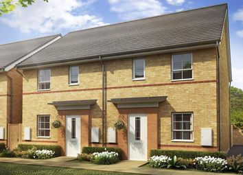 "Thumbnail 3 bed end terrace house for sale in ""Folkestone"" at Bedewell Industrial Park, Hebburn"