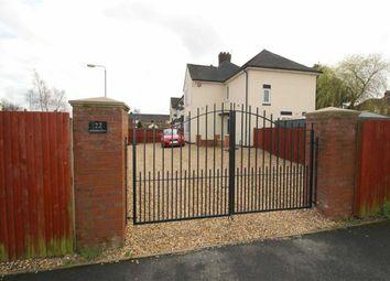 Thumbnail 3 bedroom end terrace house for sale in Burholme Close, Ribbleton, Preston