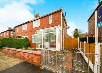 Thumbnail 3 bed property for sale in Leicester Street, Reddish, Stockport