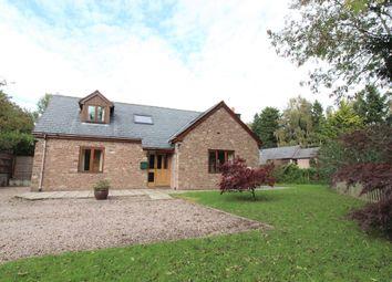 Thumbnail 3 bed detached house for sale in Upper Wrigglebrook Croft, Wrigglebrook, Kingsthorne