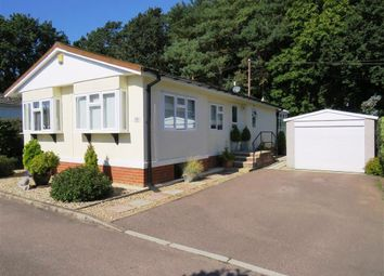 Thumbnail 2 bed mobile/park home for sale in Charmbeck Park Homes, Haveringland, Norwich