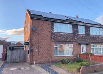 Thumbnail 3 bed semi-detached house for sale in Collinson Avenue, Scunthorpe