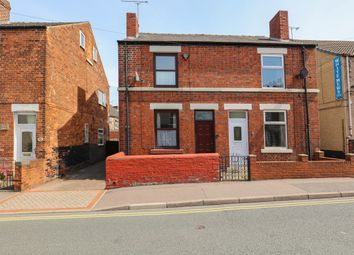 Thumbnail 2 bed semi-detached house for sale in Bridge Street, Killamarsh, North East Derbyshire