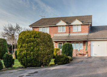 Thumbnail 4 bed detached house for sale in Orchard End, Drybrook, Gloucestershire