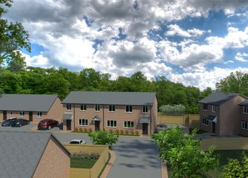 Thumbnail 2 bed town house for sale in Ashley Grove, Spawd Bone Lane, Knottingley