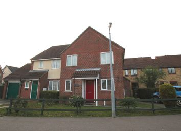 Thumbnail 2 bed terraced house to rent in Chinook, Highwoods, Colchester