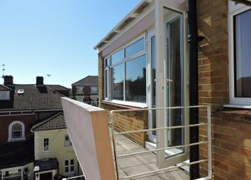 Thumbnail 2 bedroom flat to rent in Sandhurst Court, Victoria Grove, Southsea