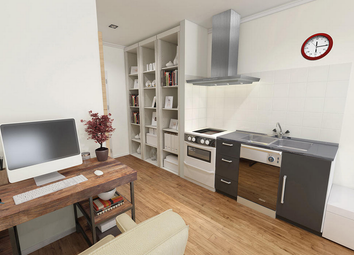 Thumbnail 1 bedroom flat for sale in Pembroke Place, Liverpool