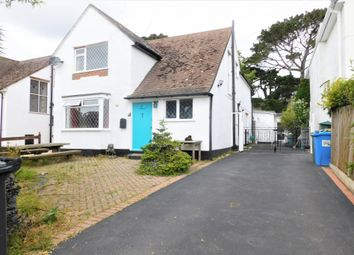 Thumbnail 4 bed detached house for sale in Lake Drive, Poole