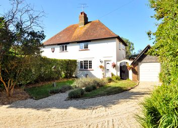 Thumbnail 3 bed cottage for sale in Middleton Road, Middleton-On-Sea, Bognor Regis
