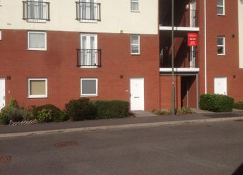 Thumbnail 1 bed flat for sale in Humber Street, Hilton, Derby