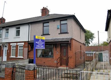 Thumbnail 2 bed semi-detached house for sale in Hope Carr Road, Leigh, Lancashire