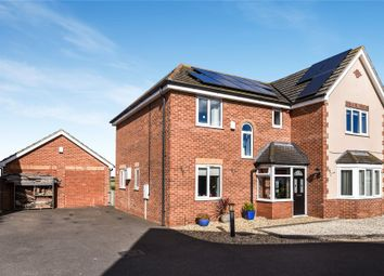 Thumbnail 4 bed detached house for sale in Willow Lane, Billinghay