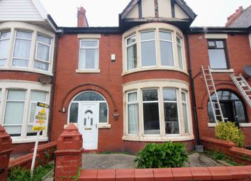Thumbnail 3 bed terraced house for sale in Warley Road, North Shore, Blackpool, Lancashire