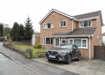 Thumbnail 4 bed detached house for sale in Strines Road, Strines, Stockport