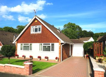 Thumbnail 4 bed detached bungalow for sale in Castle Lea, Caldicot