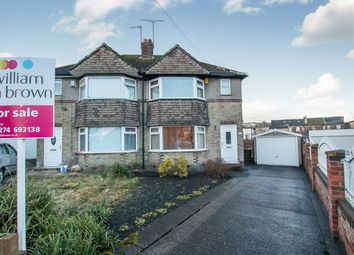 Thumbnail 3 bed semi-detached house for sale in Hallbank Close, Bradford