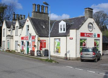 Thumbnail Retail premises for sale in Spar Shop & Post Office, Bellabeg, Strathdon, Aberdeenshire