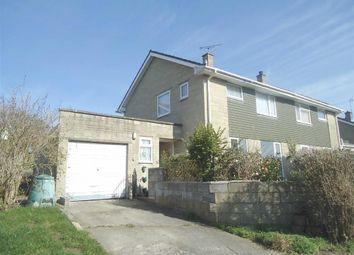 Thumbnail 3 bedroom semi-detached house for sale in Shepherds Leaze, Wotton-Under-Edge