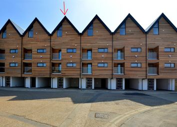 Thumbnail 3 bed town house for sale in Fishermans Beach, Range Road, Hythe