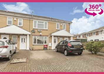 Thumbnail 1 bed flat for sale in Eddystone Close, Cardiff