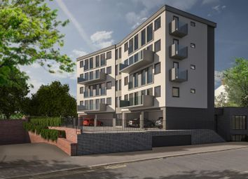 Thumbnail 2 bed flat for sale in Priory Court, St Albans