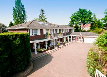 Thumbnail 5 bed detached house for sale in Seymour Close, Nugents Park, Hatch End, Middlesex