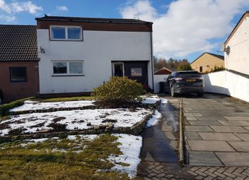 Thumbnail 3 bed semi-detached house for sale in Abbotslea, Tweedbank, Galashiels