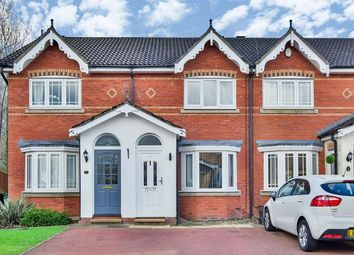Thumbnail 2 bed terraced house to rent in Daresbury Close, Wilmslow