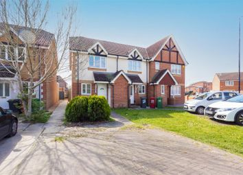 Thumbnail 2 bed end terrace house for sale in Earls Lane, Cippenham, Slough