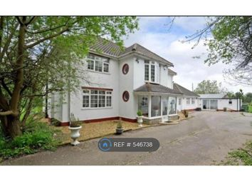 Thumbnail 4 bed detached house to rent in Stafford Road, Standeford, Wolverhampton