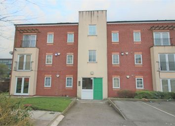 Thumbnail 2 bed flat for sale in Windermere Court, Windermere Road, Leigh, Lancashire