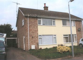 Thumbnail 3 bedroom semi-detached house to rent in Watts Close, Barnston, Dunmow