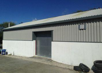 Thumbnail Light industrial to let in Unit 1, Schooners Business Park, Wadebridge