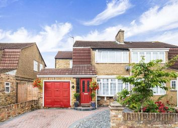Thumbnail 4 bed semi-detached house for sale in Cherry Grove, Uxbridge