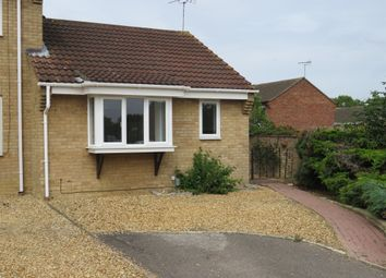 Thumbnail 1 bed terraced bungalow for sale in Squires Gate, Peterborough