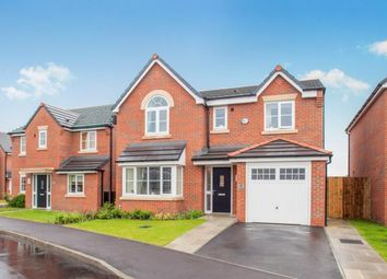 Thumbnail 4 bed detached house for sale in Chadwick Lane, Widnes, Cheshire