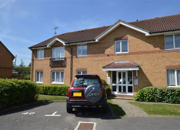 Thumbnail 2 bed flat for sale in Trevithick Close, Feltham, Greater London