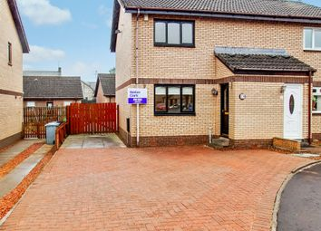 Thumbnail 2 bed semi-detached house for sale in Southend Drive, Strathaven