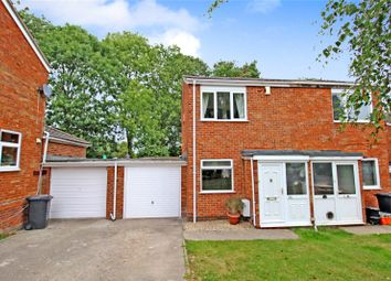 Thumbnail 2 bed semi-detached house for sale in Colchester Close, Toothill, Swindon