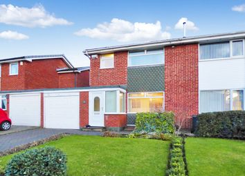 Thumbnail 3 bed semi-detached house for sale in Regents Way, Euxton, Chorley