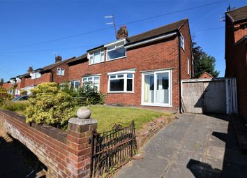 Thumbnail 3 bed semi-detached house to rent in Camphill Road, Woolton, Liverpool