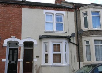 Thumbnail 3 bedroom terraced house to rent in Lutterworth Road, Abington, Northampton