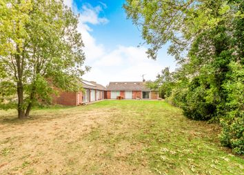 Thumbnail 5 bed detached bungalow for sale in Northorpe Road, Donington, Spalding
